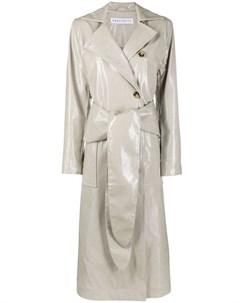 Двубортное пальто Saks potts