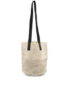 Плетеная сумка тоут Sensi studio