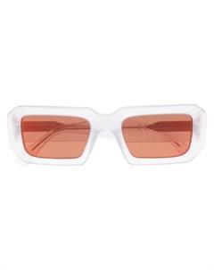 Солнцезащитные очки в квадратной оправе Marcelo burlon county of milan