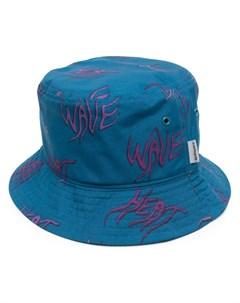 Шляпа со сплошным принтом Carhartt wip