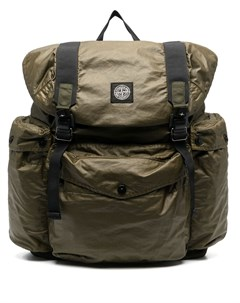 Рюкзак с пряжками Stone island