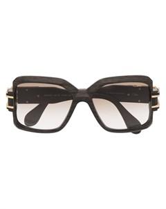 Солнцезащитные очки в массивной квадратной оправе Cazal