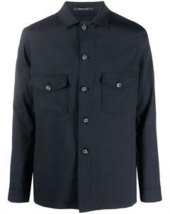 Куртка рубашка с карманами Tagliatore