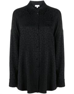 Рубашка с леопардовым принтом Lala berlin