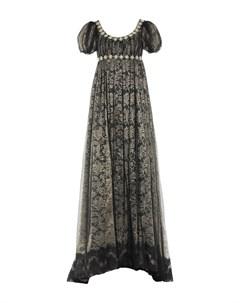 Длинное платье Dolce&gabbana