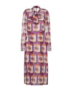 Платье длиной 3 4 Dolce&gabbana