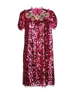 Короткое платье Dolce&gabbana