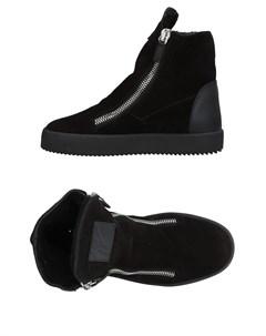 Высокие кеды и кроссовки Giuseppe zanotti