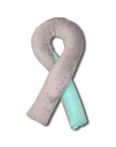 Подушка для беременных U форма Подушка в чехле 150 х 90 см Body pillow