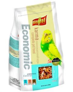 Economic корм для волнистых попугаев 1 2 кг Vitapol
