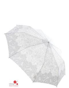 Зонт автомат цвет светло серый Zest