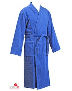 Халат цвет синий спаленка