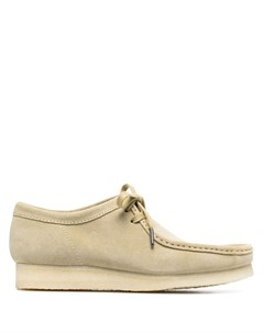 Броги Wallabee Clarks originals