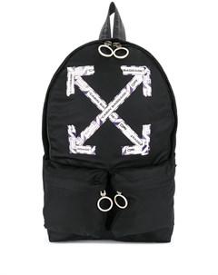Рюкзак с логотипом Off-white