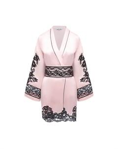 Шелковый халат Marjolaine