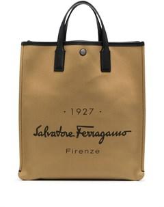 Сумка тоут 1927 Salvatore ferragamo