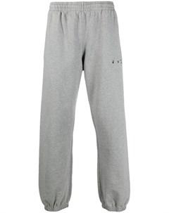 Спортивные брюки с логотипом Arrow Off-white