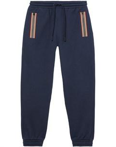 Спортивные брюки с полосками Icon Stripe Burberry