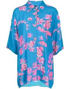 Рубашка Cabana с цветочным принтом Cynthia rowley