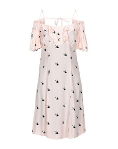 Платье миди Mcq alexander mcqueen