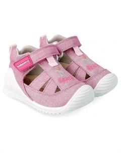 Туфли открытые для девочки 212213 B Biomecanics