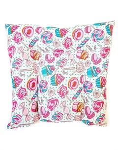 Подушка Пироженки Моей крохе