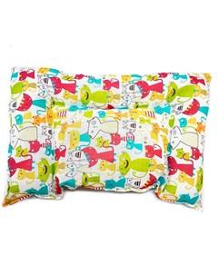 Подушка Цветные Кошки Моей крохе