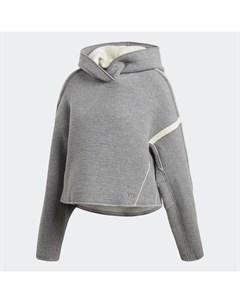 Укороченная худи Y 3 Oversize by Adidas