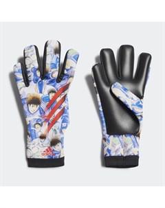 Вратарские перчатки X Captain Tsubasa Performance Adidas