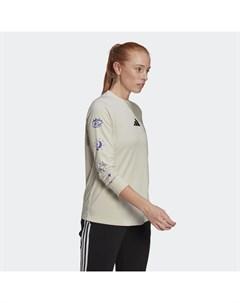 Лонгслив Palm Reader Graphic Sportswear Adidas
