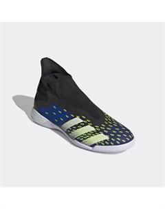 Футбольные бутсы футзалки Predator Freak 3 Laceless IN Performance Adidas