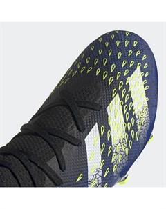 Футбольные бутсы Predator Freak 3 FG Performance Adidas