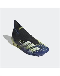 Футбольные бутсы Predator Freak 1 FG Performance Adidas