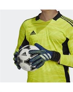 Вратарские перчатки Predator League Performance Adidas