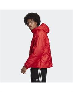 Куртка Trefoil Repeat Puffer Originals Adidas