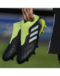Футбольные бутсы Copa Sense 3 Laceless FG Performance Adidas