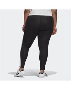 Леггинсы 3 Stripes Plus Size Originals Adidas
