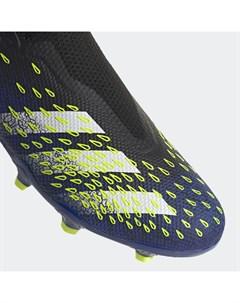 Футбольные бутсы Predator Freak 3 Laceless FG Performance Adidas