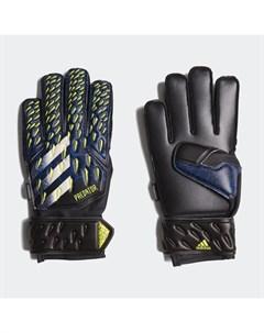 Вратарские перчатки Predator Match Fingersave Performance Adidas