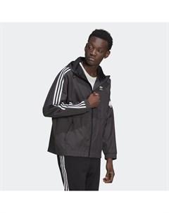 Ветровка Adicolor 3D Trefoil Originals Adidas