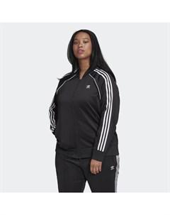 Олимпийка Primeblue SST Plus Size Originals Adidas