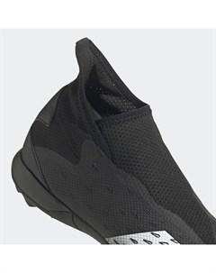 Футбольные бутсы Predator Freak 3 Laceless TF Performance Adidas