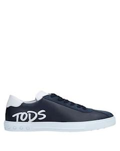 Кеды и кроссовки Tod's