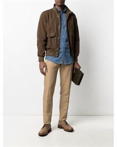 Куртка с воротником стойкой и карманами Aspesi