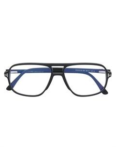 Очки авиаторы FT5737 B Tom ford eyewear
