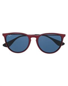 Солнцезащитные очки Erika в овальной оправе Ray-ban®