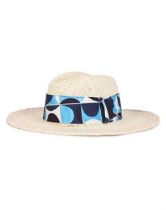 Соломенная шляпа Dolce&gabbana