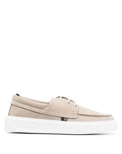 Туфли на шнуровке Woolrich