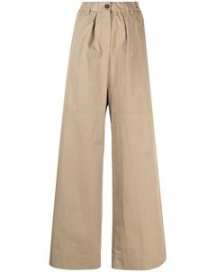 Прямые брюки Brunello cucinelli