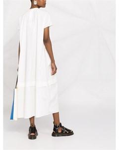 Поплиновое платье макси Toogood